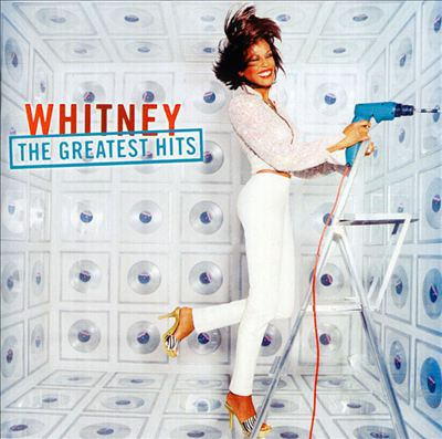 Cover image for Whitney, the greatest hits