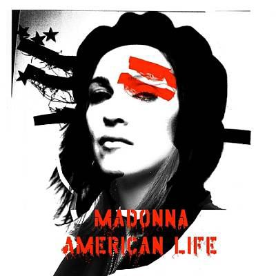 Cover image for American life