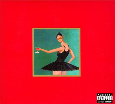 Cover image for My beautiful dark twisted fantasy 