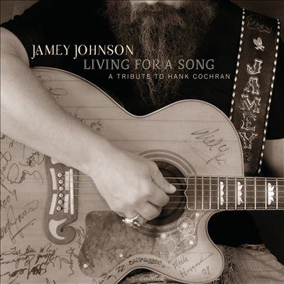 Cover image for Living for a song