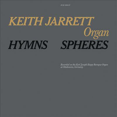 Cover image for Hymns, spheres