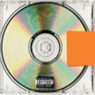 Cover image for Yeezus
