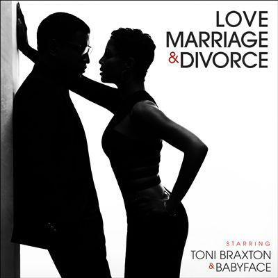 Cover image for Love, marriage & divorce