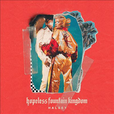 Cover image for Hopeless fountain kingdom