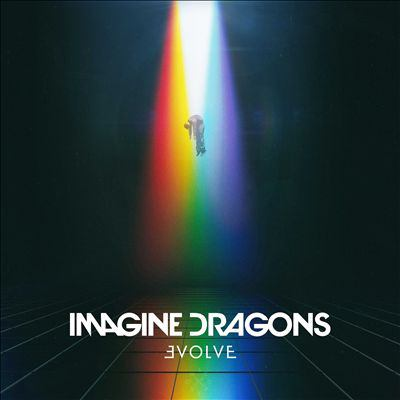 Cover image for Evolve