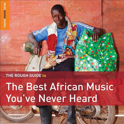 Cover image for The rough guide to the best African music you've never heard