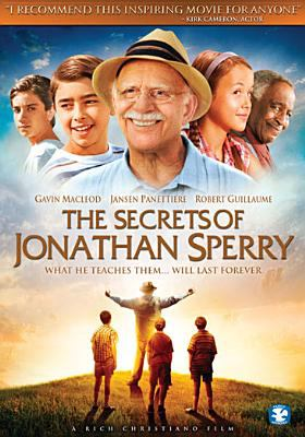 Cover image for The secrets of Jonathan Sperry