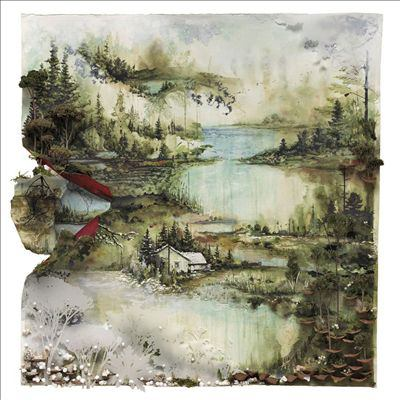 Cover image for Bon Iver