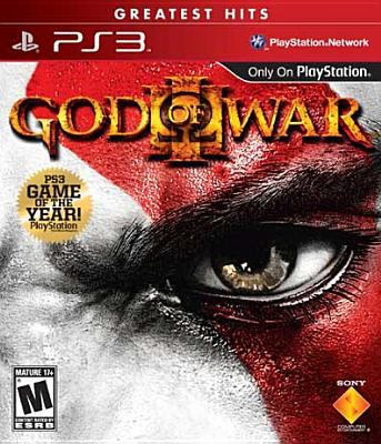 Cover image for God of war III