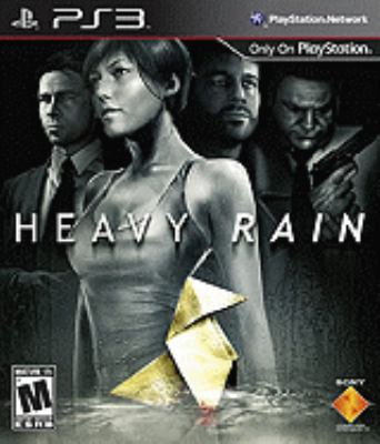 Cover image for Heavy rain