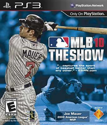 Cover image for MLB 10, the show