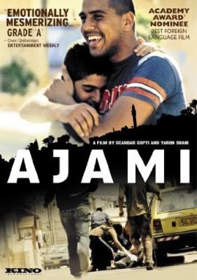 Cover image for Ajami