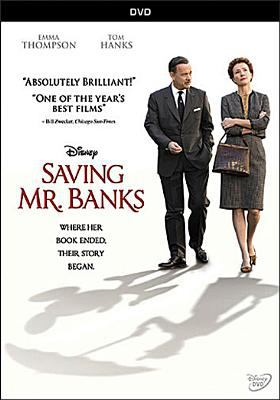 Cover image for Saving Mr. Banks