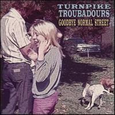 Cover image for Goodbye Normal Street 