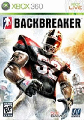 Cover image for Backbreaker