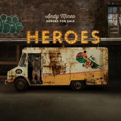 Cover image for Heroes for sale