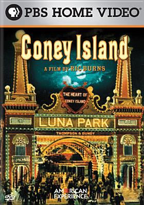 Cover image for Coney Island