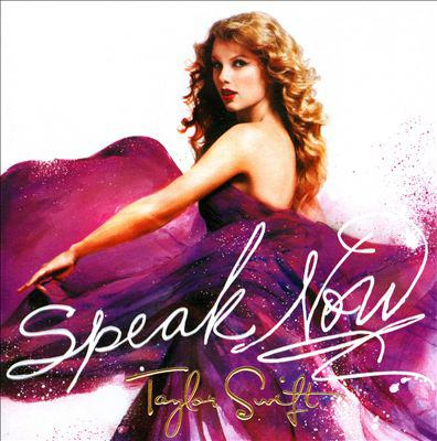 Cover image for Speak now