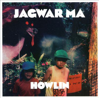 Cover image for Howlin