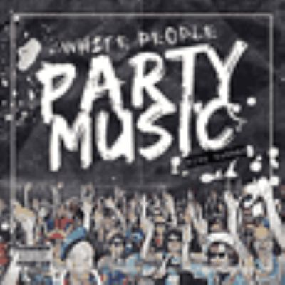 Cover image for White people party music
