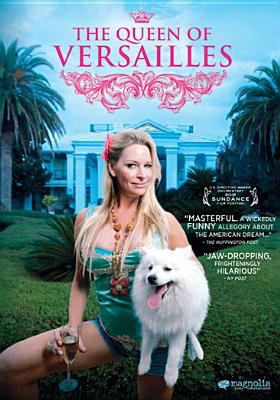 Cover image for The queen of Versailles 