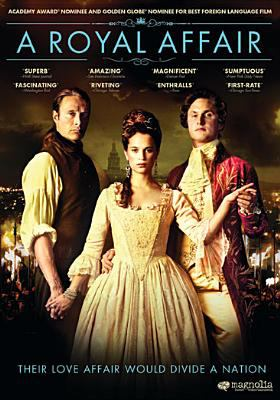 Cover image for A royal affair