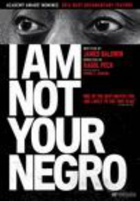 Cover image for I am not your negro