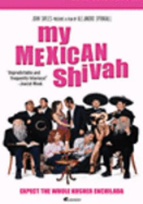 Image de la couverture for My Mexican Shivah