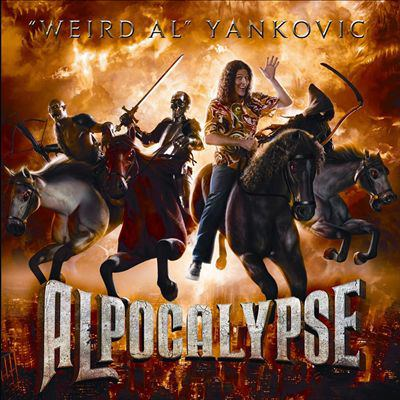 Cover image for Alpocalypse