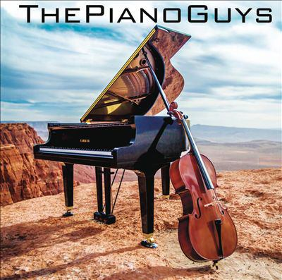 Cover image for The Piano guys