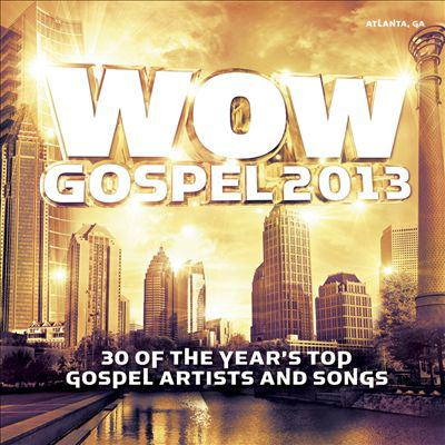 Cover image for WOW gospel 2013 