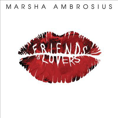 Cover image for Friends & lovers