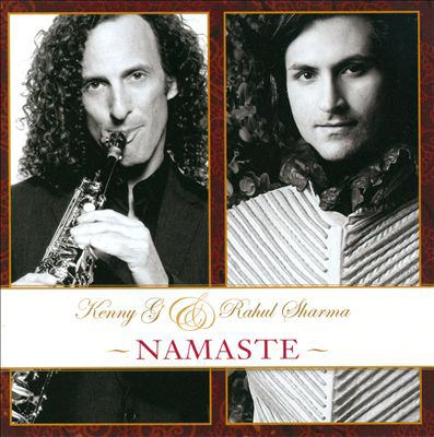 Cover image for Namaste 