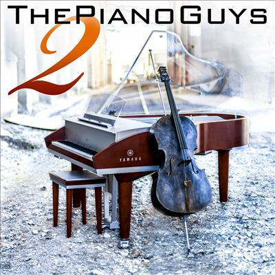 Cover image for The Piano guys 2