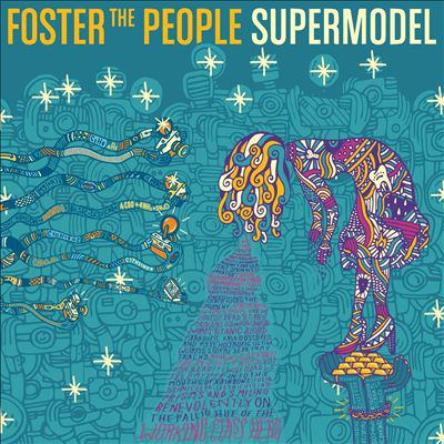 Cover image for Supermodel