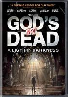 God's not dead : a light in the darkness