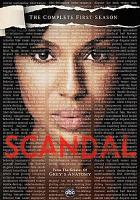 Scandal : the complete first season