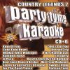 Party tyme karaoke [sound recording] : country legends 2.