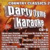 Party tyme karaoke [sound recording] : country classics 2.