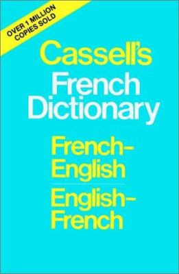 Cassell's French Dictionary French-English English-French