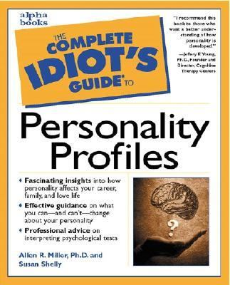 cover photo: The Complete Idiot's Guide to Personality Profiles