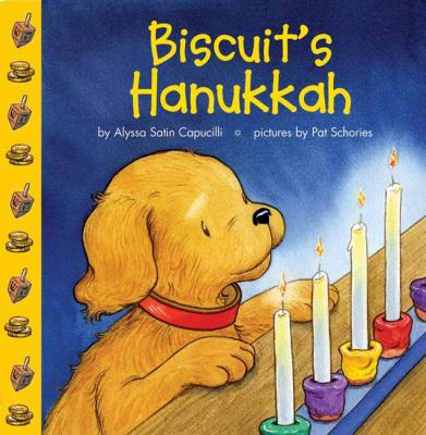 Details about Biscuit's Hanukkah