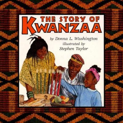 Details about The Story of Kwanzaa