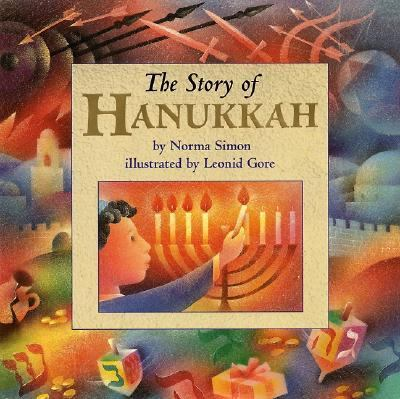Details about The Story of Hanukkah
