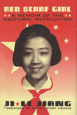 cover photo: Red scarf girl: a memoir of the Cultural Revolution (Oct 1997)