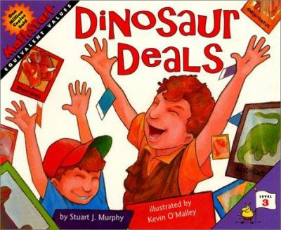 cover photo: Dinosaur Deals