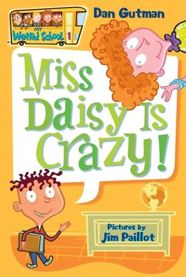 Cover image for Miss Daisy is crazy! 
