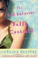 cover of The Bad Behavior of Belle Cantrell