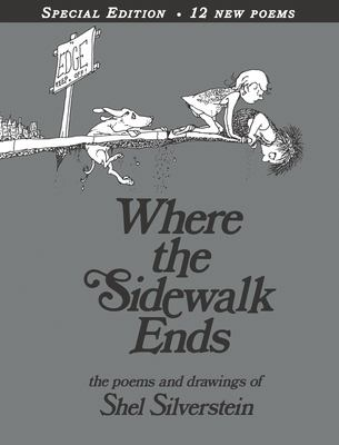 Cover image for Where the sidewalk ends