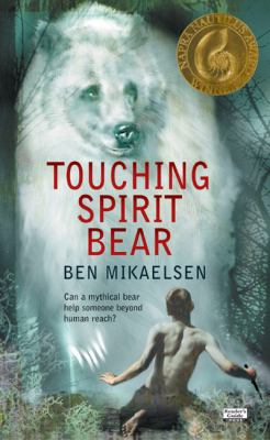 cover photo: Touching Spirit Bear (Jan 2001)